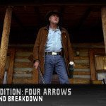 Longmire Edition: Four Arrows