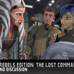 Star Wars Rebels Edition: The Lost Commanders