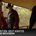 Longmire Edition: Help Wanted