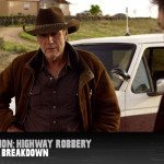 Longmire Edition: Highway Robbery