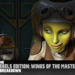 Star Wars Rebels Edition:  Wings of the Master