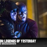 DC on CW: Arrow Edition – 'Legends of Yesterday'