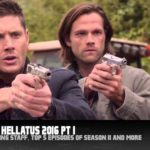 Supernatural: The Crossroads – Hellatus 2016 PT. 1