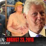 Rain Man: 08/23/16 Uncensored