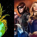 A Todd McFarlane Inspired DC on The CW Crossover: Heroes will unite to battle iconic alien race The Dominators