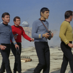 Star Trek never-before-seen deleted scenes, outtakes and VFX are revealed in new Blu-ray set