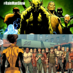 Rain Man Show's Response to Marvel Artist Ardian Syaf Hiding Anti-Christian and Jewish Messages In X-Men Comic