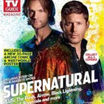 'Supernatural' Comic-Con poster featuring Sam and Dean